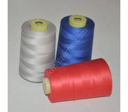 Türsan 120 no Polyester Dikiş İpliği Renkli 5000 m