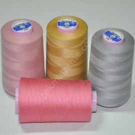 Oltalı 120 no Polyester Dikiş İpliği Renkli 5000 mt