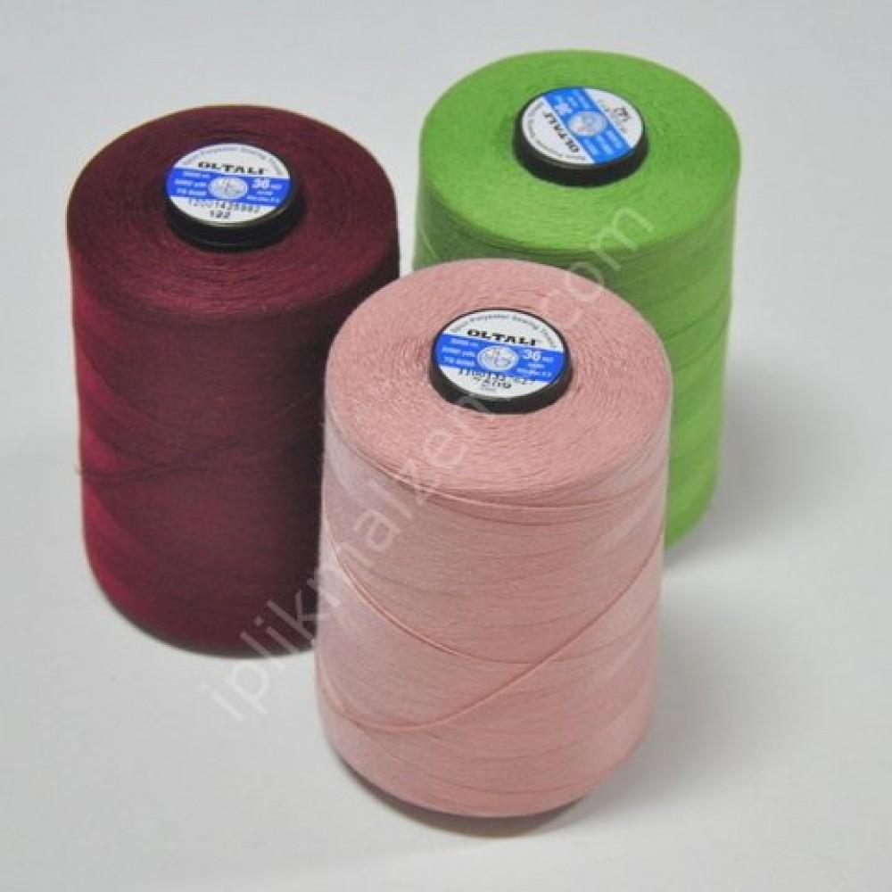 Oltalı 36 no Polyester Dikiş İpliği 3000 mt.