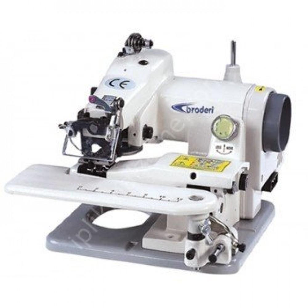 Broderi BD-500 Portatif Etek Baskı Makinesi