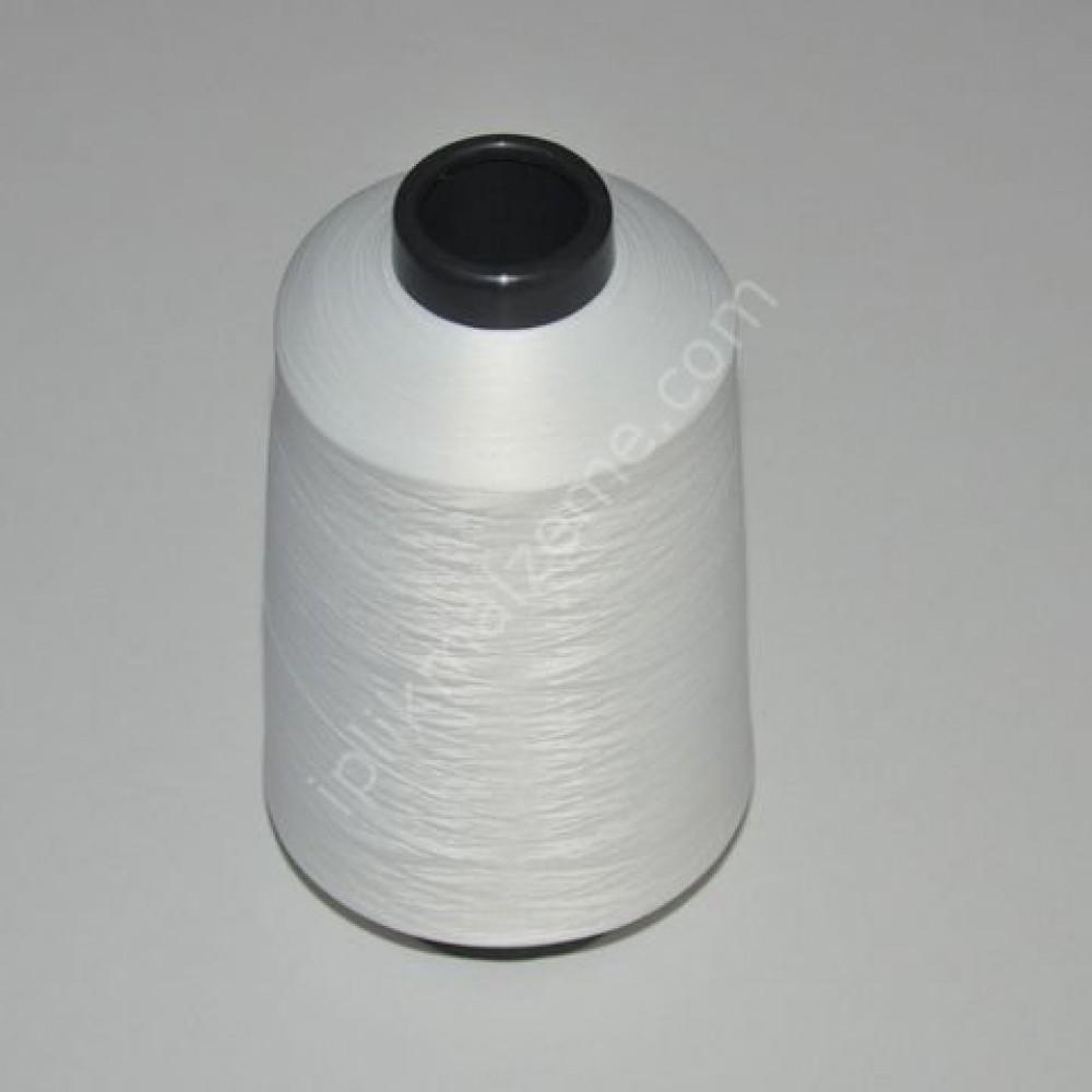 Elif 150 Denye Overlok İpliği Beyaz ( Muz İplik) 0,850 Gr