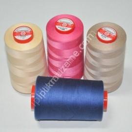 Altınbaşak 100 no Sürekli Polyester Dikiş İpliği Renkli 5000 mt