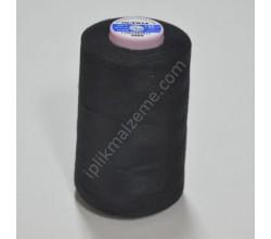 Oltalı 120 no Polyester Dikiş İpliği Siyah 5000 mt