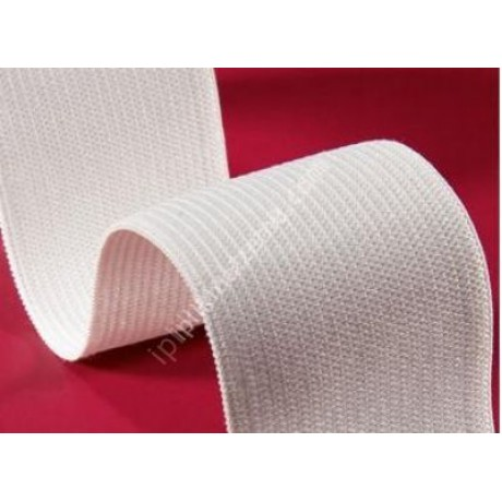 Örme lastik beyaz 1,5 cm - 2 cm - 2,5 cm - 3 cm - 3,5 cm - 4 cm - 5 cm 5 cm